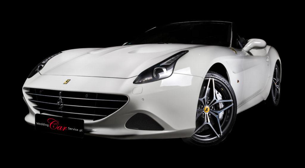 Ferrari do ślubu