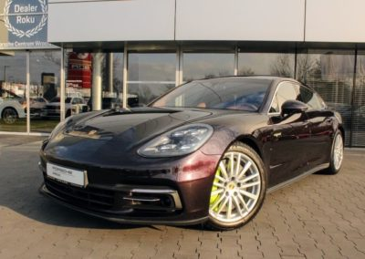 Porsche Panamera do ślubu