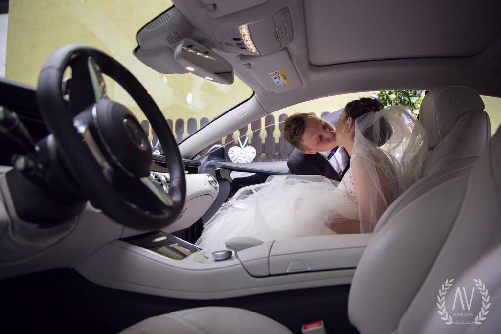 wynajem auta do ślubu śląsk